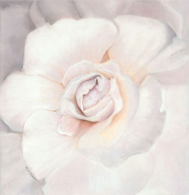 Blooming Rose – Nature Artist Painting