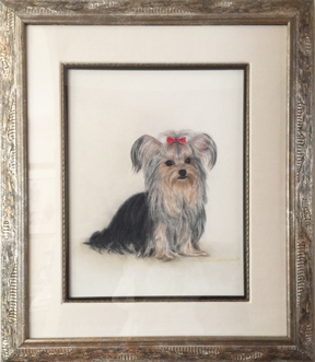 L.A. Cline Fine Art  - Custom Pet Paintings