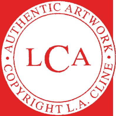 L.A. Cline Fine Art - Custom Portrait Painting