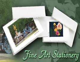 FALL GIVEAWAY: Stationery Art