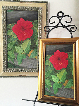 Unique and Limited Framed Prints of Flower