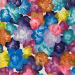 happy flowers flower doodle painting